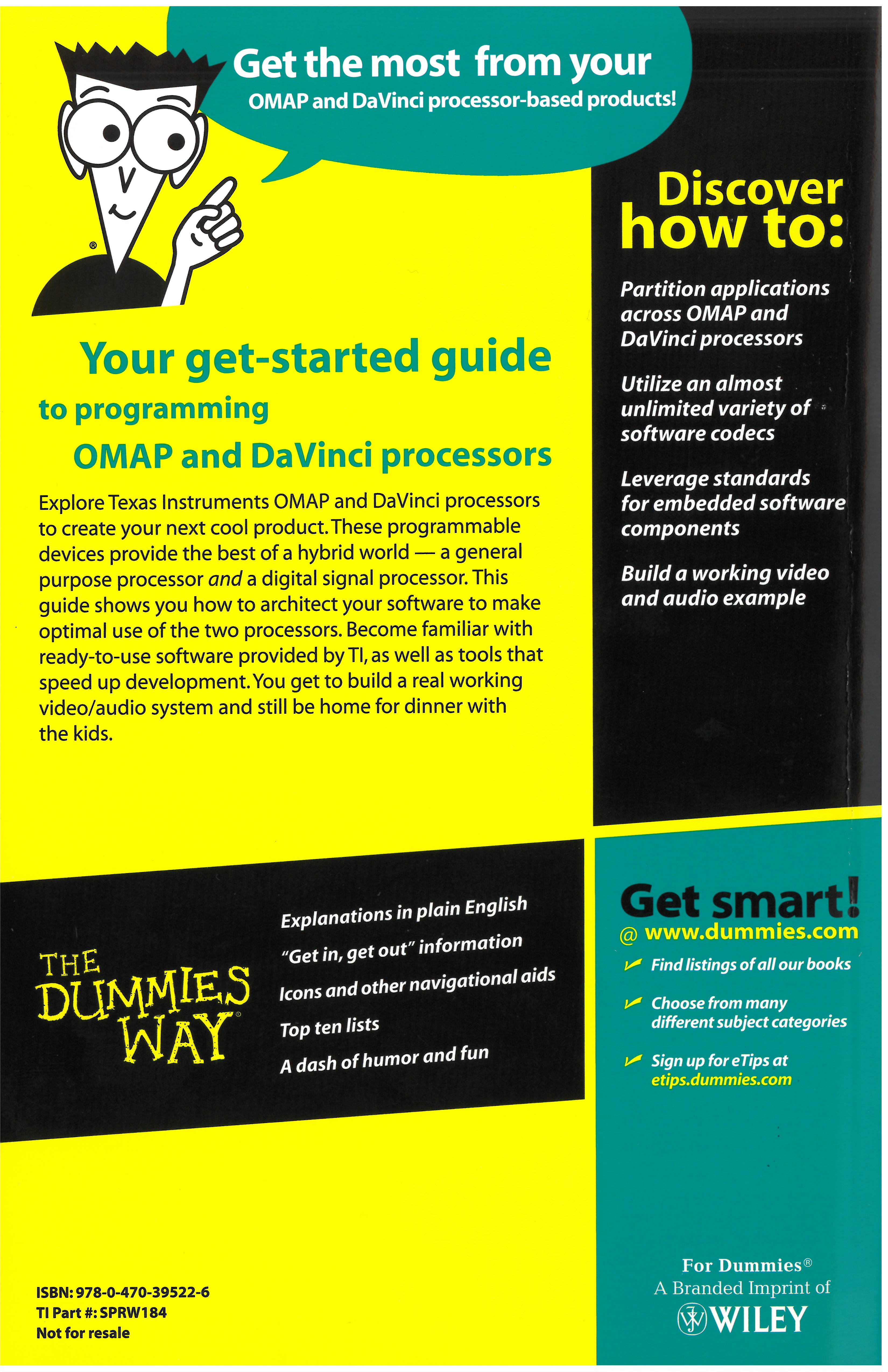 Omap and davinci software for dummies